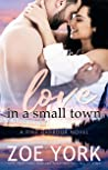 Love in a Small Town (Pine Harbour Book 1)
