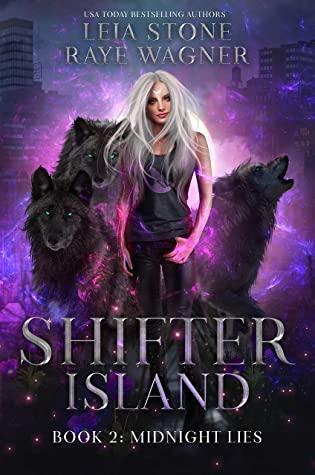 Midnight Lies (Shifter Island, #2)