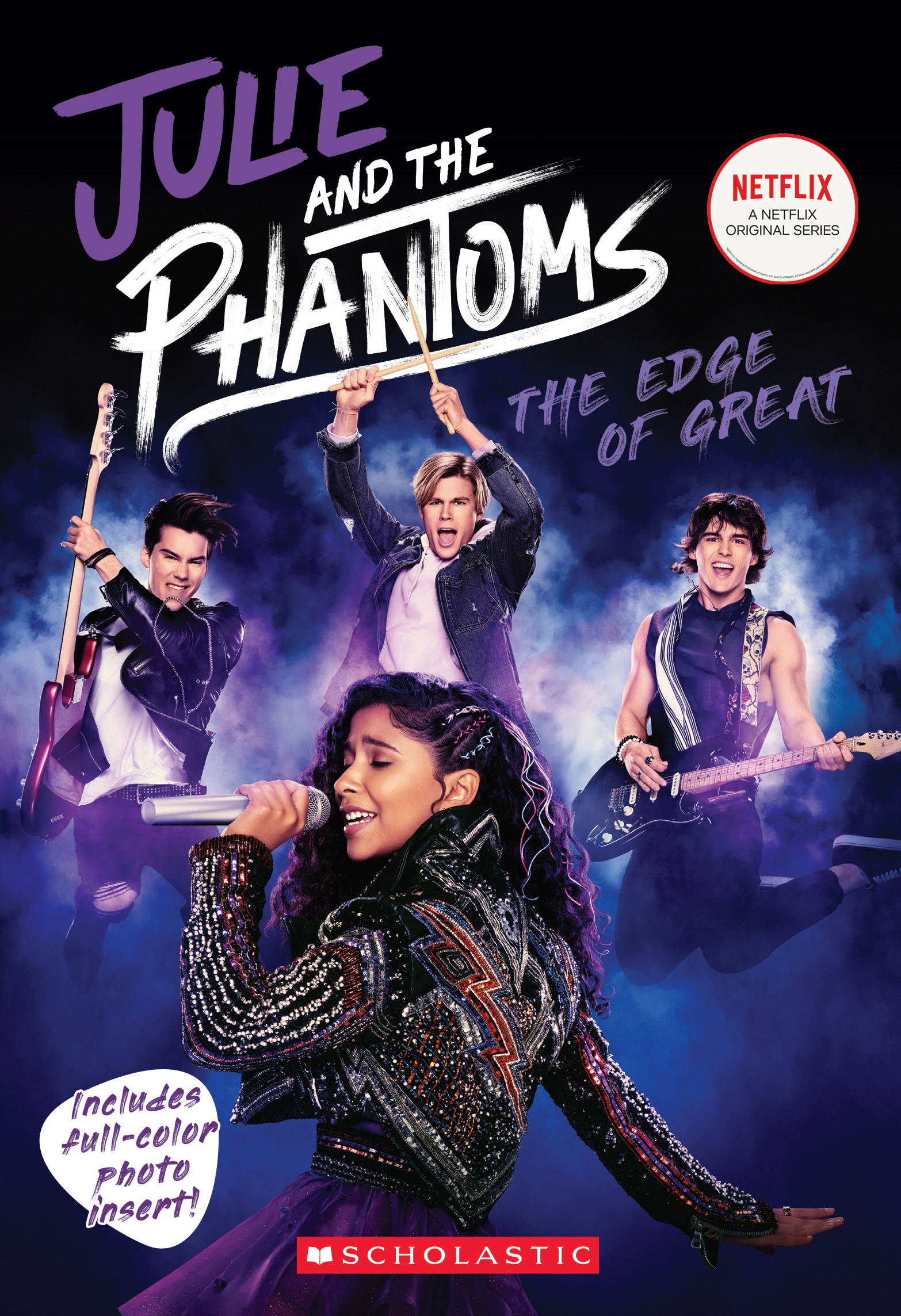 Julie and the Phantoms: The Edge of Great
