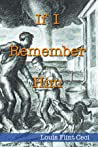 If I Remember Him (The Croy Cycle Book 1)