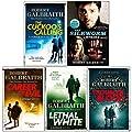 Cormoran Strike Series Robert Galbraith 5 Books Collection Set