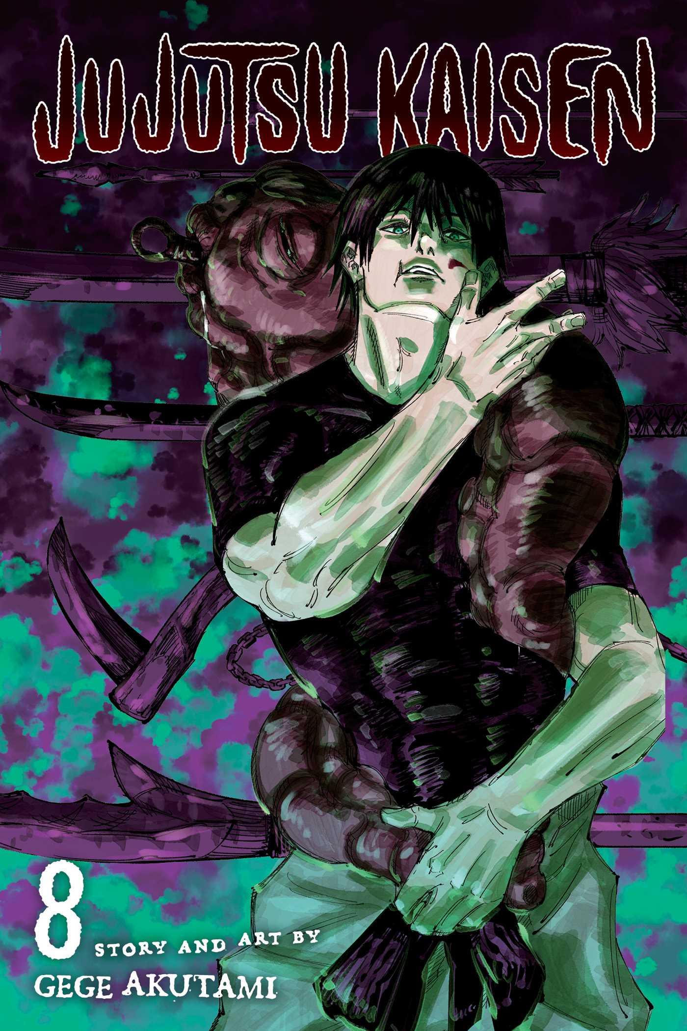 Jujutsu Kaisen, Vol. 8