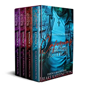 "Confessions Of An Urban Author Boxed Set : ""Episode 1-4"""