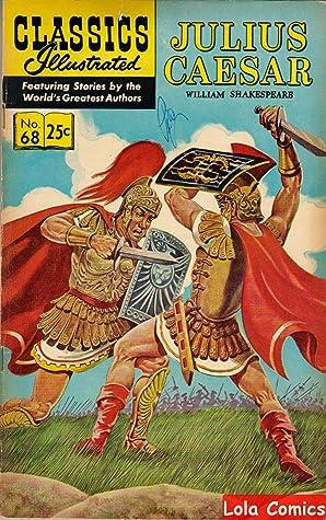 Julius Caesar-William Shakespeare (Golden Comics Illustrated)