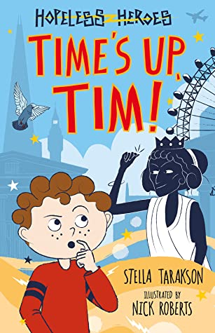 Time's Up, Tim! (Hopeless Heroes, #10)