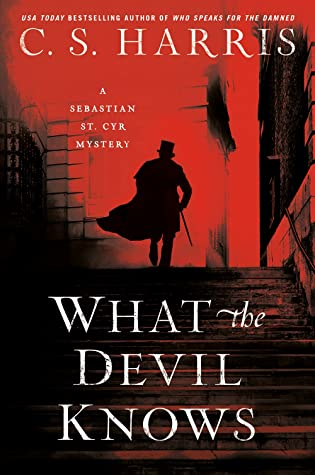 What the Devil Knows (Sebastian St. Cyr, #16)