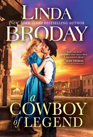 A Cowboy of Legend (Lone Star Legends, #1)
