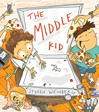 The Middle Kid by Steven  Weinberg