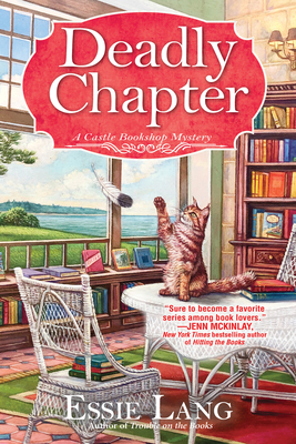 A Deadly Chapter (Castle Bookshop Mystery, #3)