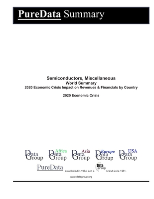 Semiconductors, Miscellaneous World Summary: 2020 Economic Crisis Impact on Revenues & Financials by Country