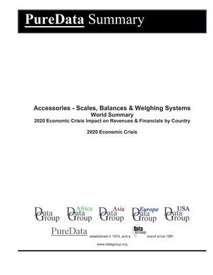 Accessories - Scales, Balances & Weighing Systems World Summary: 2020 Economic Crisis Impact on Revenues & Financials by Country