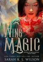 Wing Magic (Empire of War and Wings #3)
