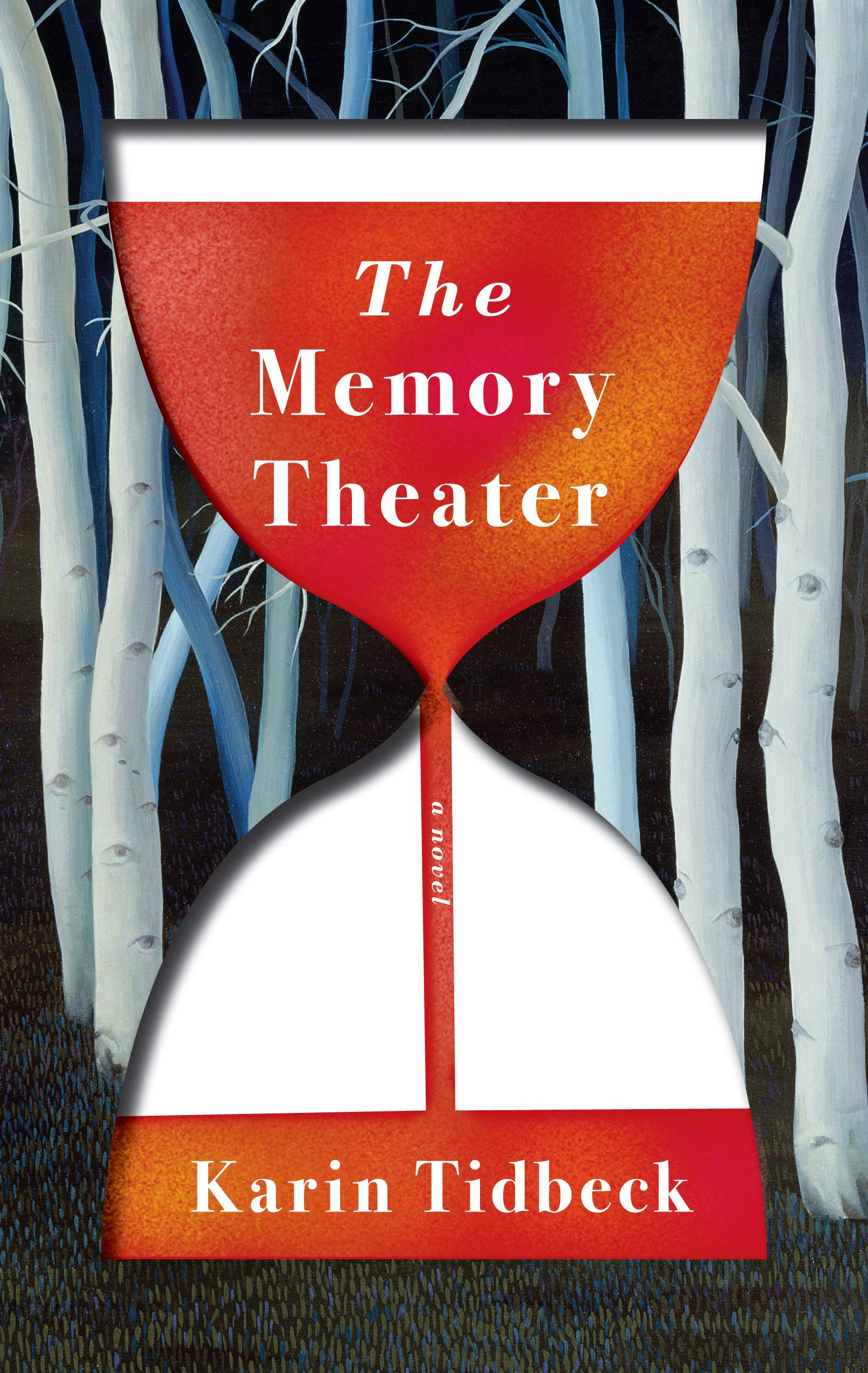 The Memory Theater by Karin Tidbeck