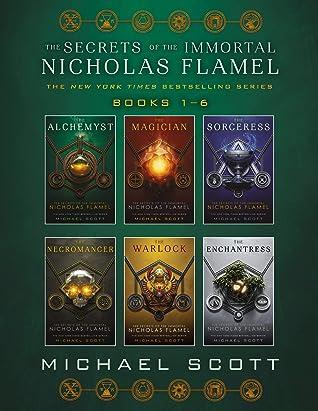 The Enchantress The Secrets Of The Immortal Nicholas Flamel 6 By Michael Scott
