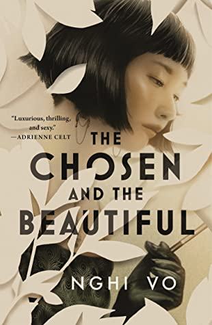 Book cover for The Chosen and the Beautiful