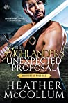 The Highlander's Unexpected Proposal (The Brothers of Wolf Isle, #1)