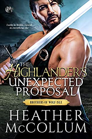 The Highlander's Unexpected Proposal