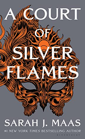 A ​Court of Silver Flames (A Court of Thorns and Roses, #4)