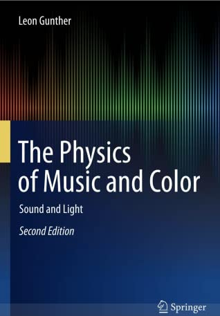 The Physics of Music and Color: Sound and Light