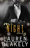 One Night Only (The Extravagant, #1)