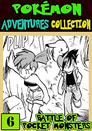 Battle Of Pocket Monster: Collection 6 - Pokemon Collection Adventures Manga Graphic Novel For Boys, Girls, Kids