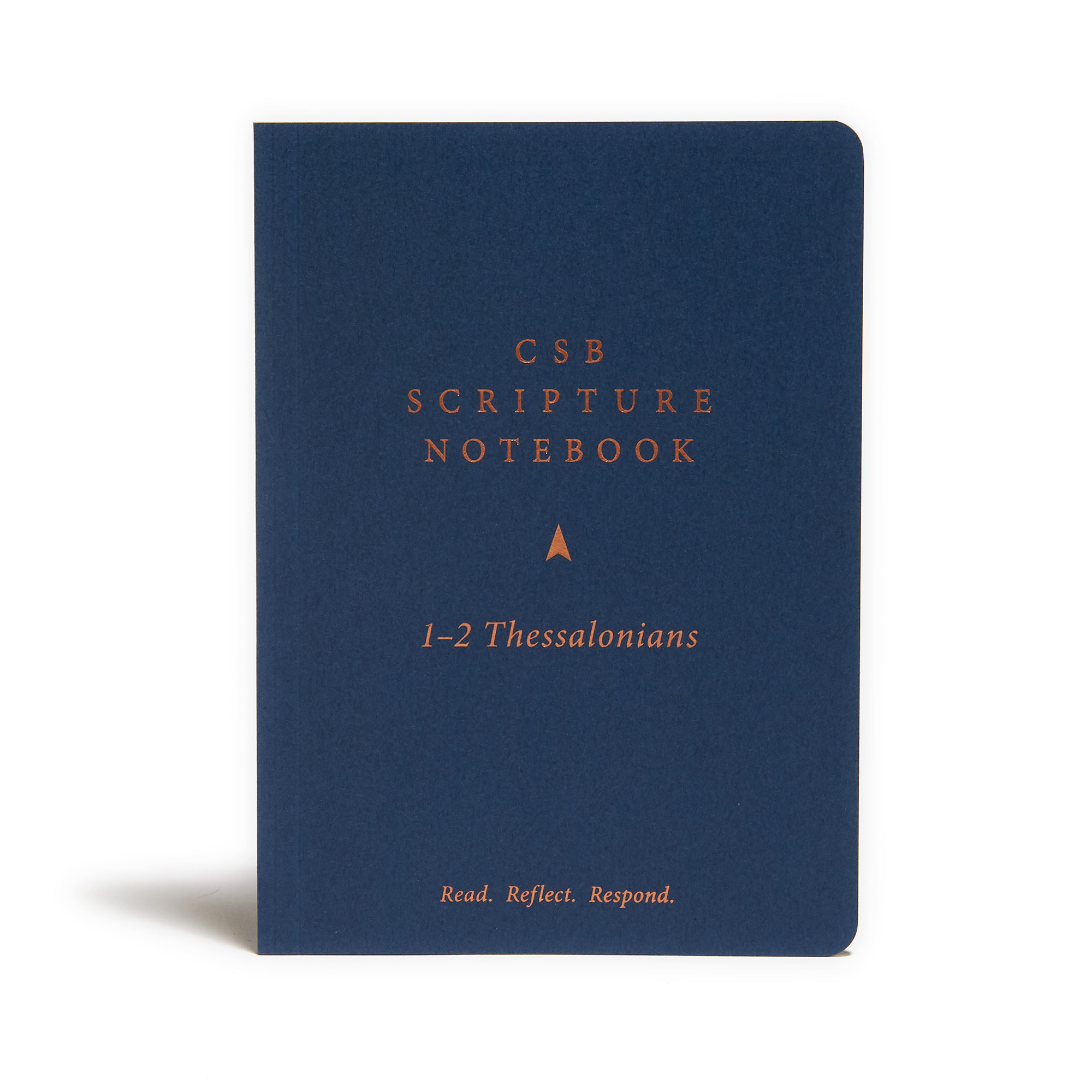 CSB Scripture Notebook, 1-2 Thessalonians: Read. Reflect. Respond. CSB Bibles by Holman