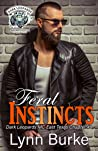 Feral Instincts  (Dark Leopards MC East Texas Chapter Book 8)