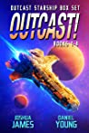 Outcast Starship Box Set: Books 1-4: Annihilation, Vengeance, Deception, Damnation