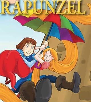 RAPUNZEL: kids books ages 3-5