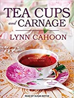 Teacups and Carnage (Tourist Trap Mysteries, #7)