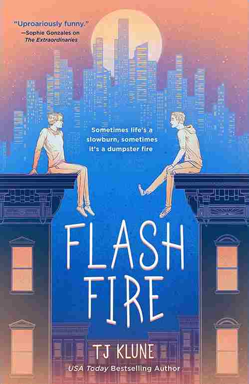 Flash Fire (The Extraordinaries #2)