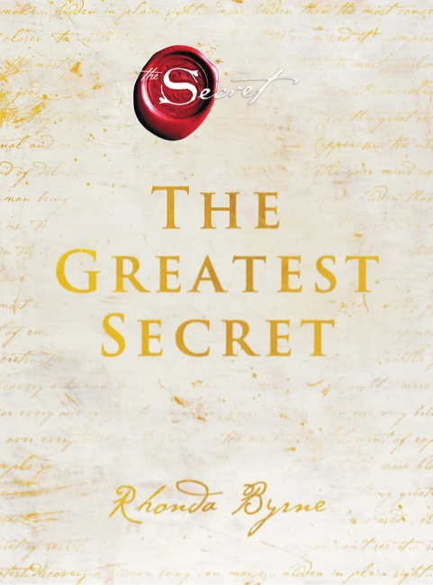 The Greatest Secret (The Secret, #5)