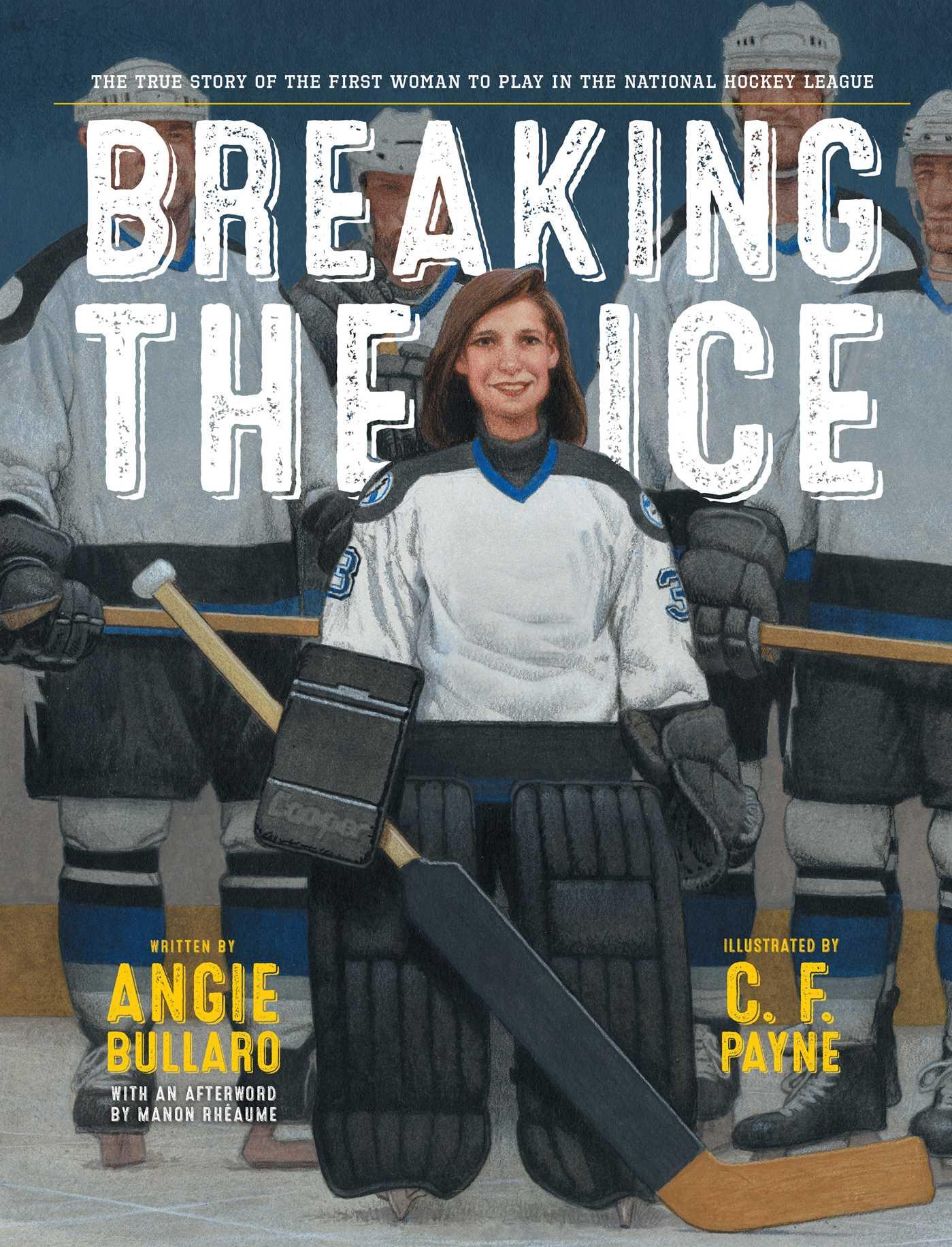 Breaking the Ice by Angie Bullaro