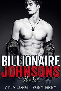 Johnson Billionaire Brothers: A Billionaire Romance Series