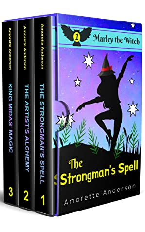 A Marley the Witch Cozy Mystery Collection: Books 1-3