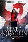 Never a Dragon (Dragon's Daughter #1)