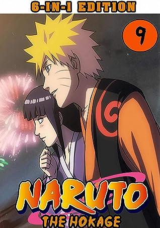 The Hokage: New 6-in-1 Edition Collection Book 9 - Naruto Graphic Novel Shonen Action Ninja Manga