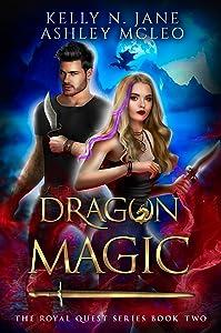 Dragon Magic (Royal Quest, #2)