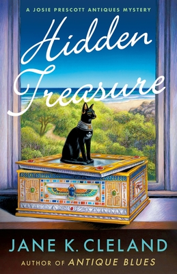 Hidden Treasure (Josie Prescott Antiques)