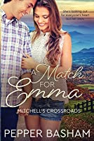 A Match for Emma (Mitchell's Crossroads #3)