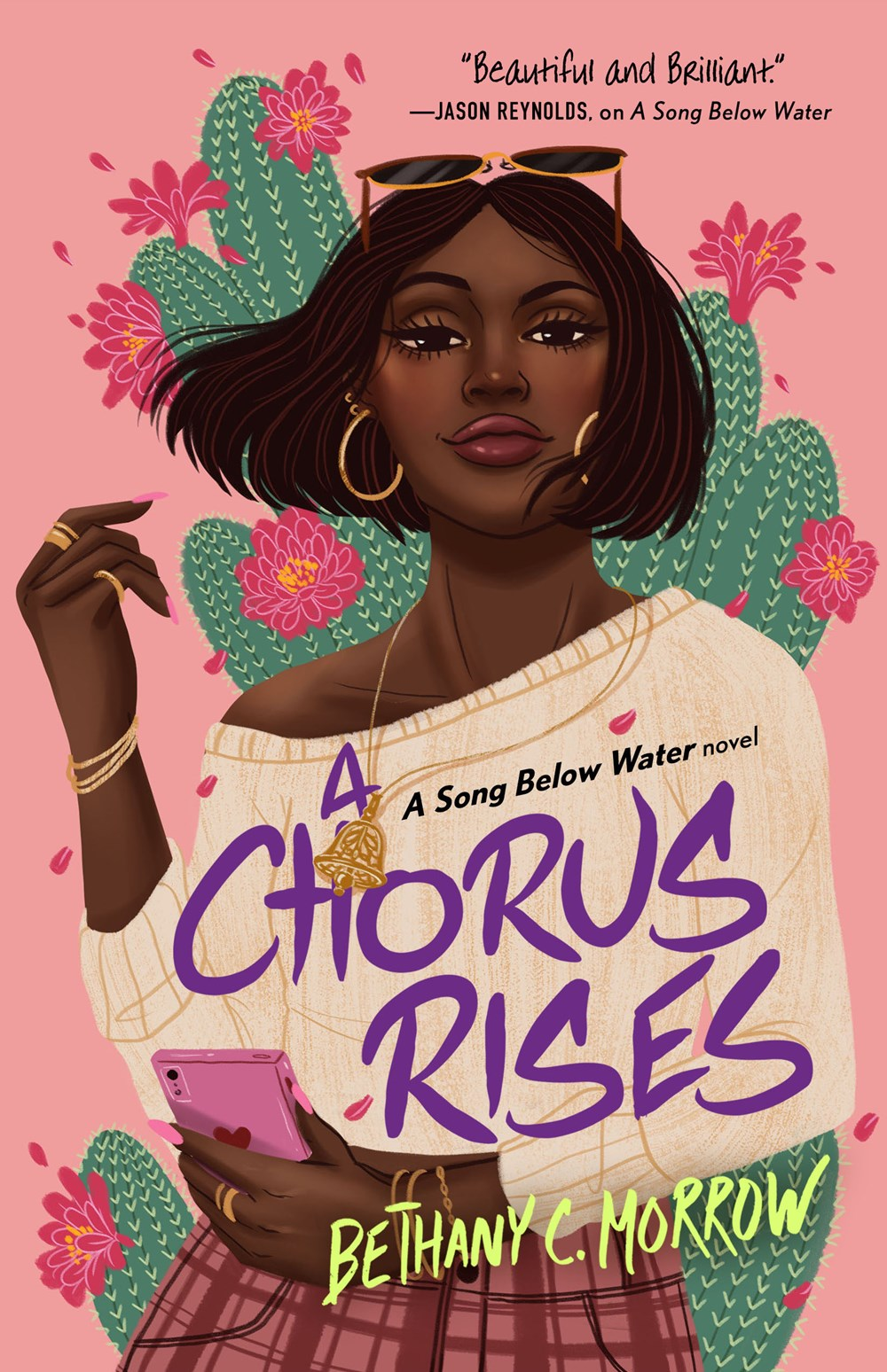 A Chorus Rises (A Song Below Water, #2)