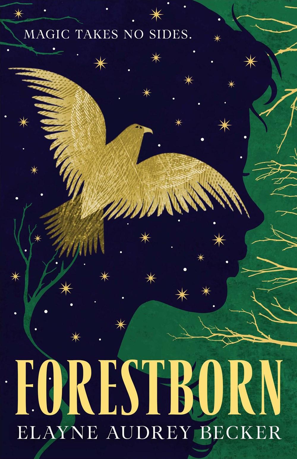 Forestborn (Forestborn, #1)