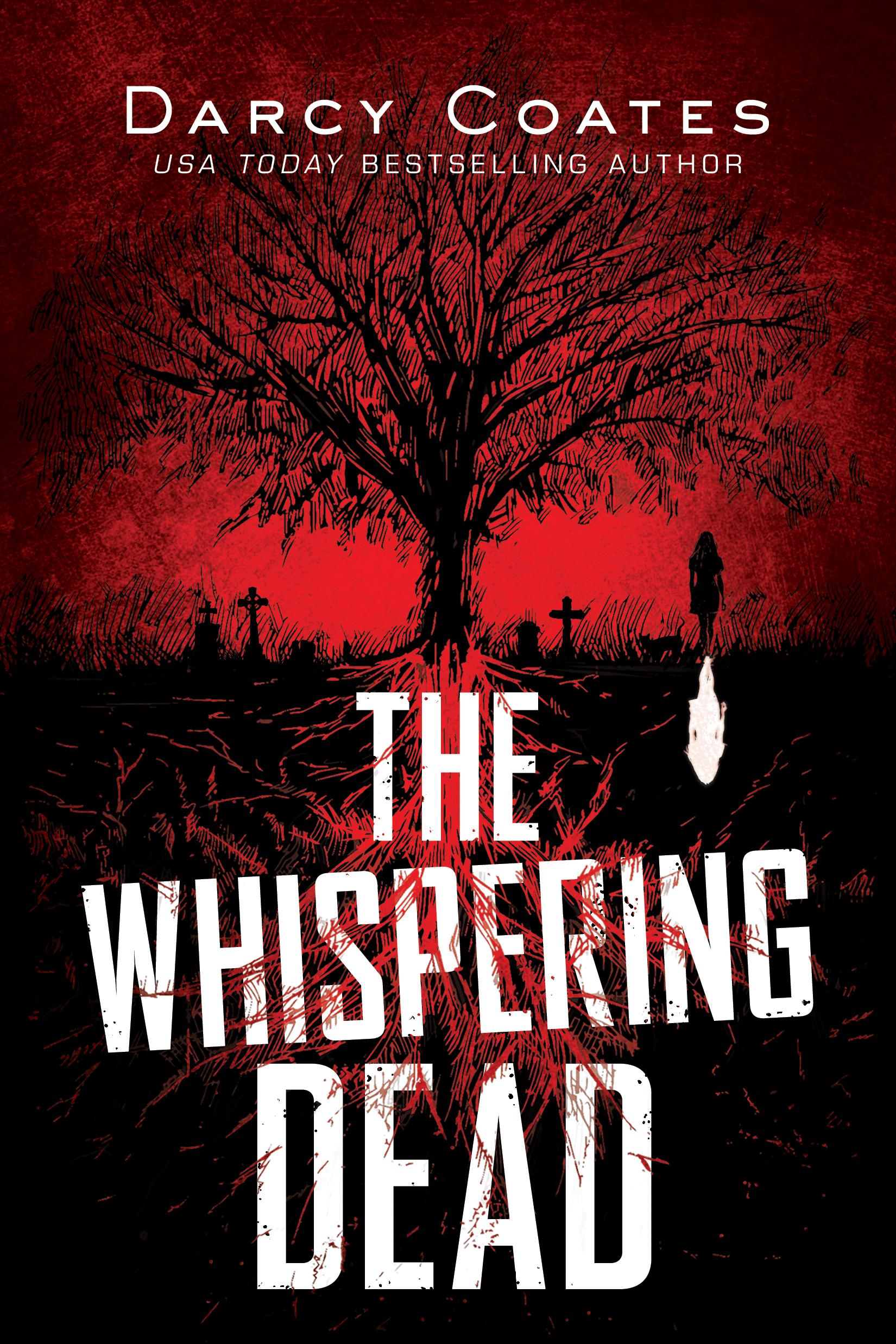 The Whispering Dead (Gravekeeper, #1)