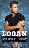 Logan (Bad Boys of Hockey #1)