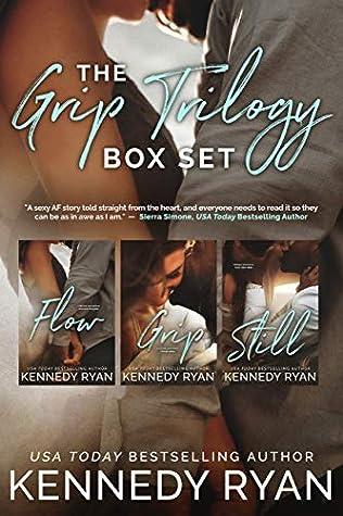 Grip Trilogy Box Set (Grip, #0.5-2)