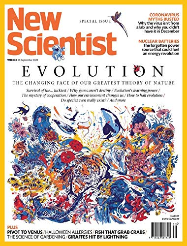 New Scientist International Edition. November 07, 2020.