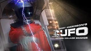 UFO ARTWORK: Gerry Anderson's TV series UFO
