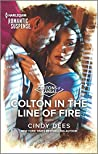 Colton in the Line of Fire (Coltons of Kansas #6)