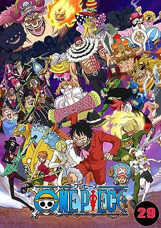 Best Manga: One Piece Volume 29 (Chap 701-725)