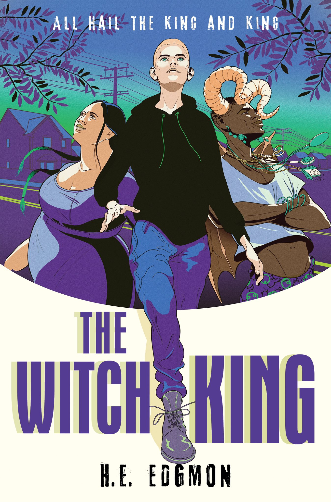 The Witch King (The Witch King, #1)